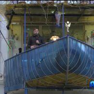 Київські балкони: від розвалин до витворів мистецтва