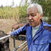 Мужчина остался в зоне отчуждения Фукусимы, чтобы спасти животных