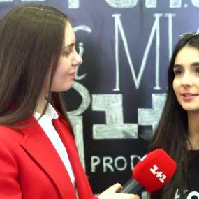 Анна Трінчер дала поради учасникам народного кастингу серіалу «Школа»