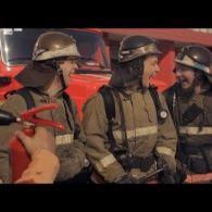 Віталька 7 сезон 131 серія. Пожежник