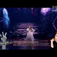 """Віталіна Мусієнко """"Ой, у вишневому саду"""" - прямий ефір - Голос країни 6 сезон"""