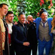 Роскошь по-галичански: как во Львове открывали 5-этажный ресторан с акулами