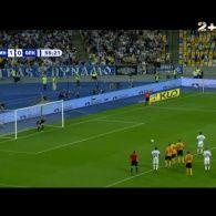 Динамо - Олександрія. 2:0. Відео другого голу Мораєса
