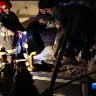В Тернополі пролунав потужній вибух