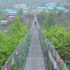 Свято в Катманду і світ дикої природи на кордоні з Індією. Непал. Світ навиворіт - 11 серія, 8 сезон