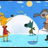 Машині казки 6 серія. Вовк і лисичка