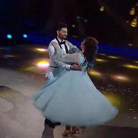 Наталя Холоденко і Віталій Загоруйко - Вальс - Танці з зірками