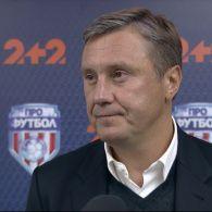 Хацкевич про поразку від Чорноморця: Ми провалили перші 20 хвилин гри