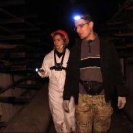 Депутаты добираются на работу через подземные тоннели