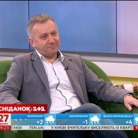 До студії Сніданку завітав художній керівник Національного хору ім. Григорія Верьовки