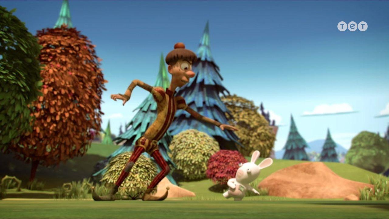 Кролик-помогач - Бешеные кролики: Вторжение. 182 серия