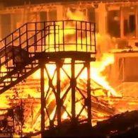 Кто виноват в пожаре в одесском детском лагере «Виктория»