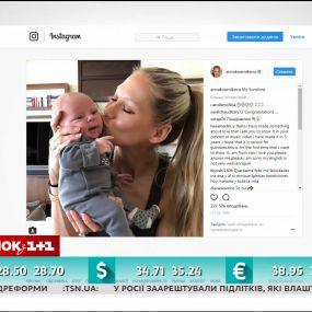 Анна Курнікова та Енріке Іглесіас нарешті показали своїх малюків