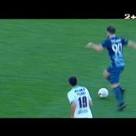 Карпати - Олімпік. 0:2. Відео другого голу Лисенка