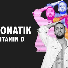 """MONATIK. Концерт """"Вітамін D"""""""