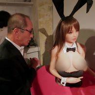 Силиконовые куклы: как японцы борются с одиночеством