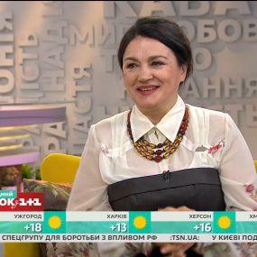 Народна артистка Наталя Сумська: найбільше диво для актора - придумати ідею вистави