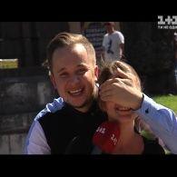 Артем Гагарин на улицах Киева: как украинцы провели лето