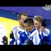 Динамо - Сталь - 1:0. Відео голу Хачеріді