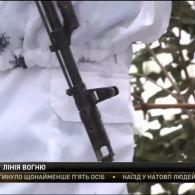 На Луганщині ворог вдарив з важких мінометів