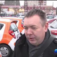 У Києві почав працювати перший carsharing-сервіс