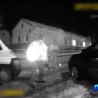 В Тернополі позашляховик збив людей на автобусній зупинці