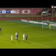 Волинь - Сталь - 0:1. Відео голу Комівалуса з пенальті