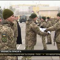 Президентський полк отримав найменування імені Богдана Хмельницького