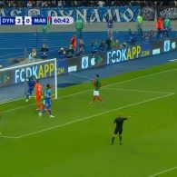 Динамо - Марітіму - 3:0. Відео голу Гонсалеса