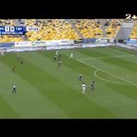 Карпати - Говерла. 2:0. Відео голу Гуцулюка