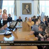 У Миколаївській міськраді вирували нині пристрасті