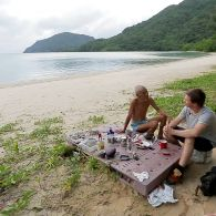 Японский Робинзон Крузо или как живется на необитаемом острове
