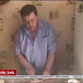 """С любовью к Киеву - Александр Бобровников присоединился к флешмобу """"Співай, танцюй, готуй"""""""