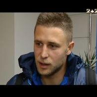 Футболісти збірної України поділилися враженнями від перемоги над Фінляндією