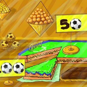 Козаки. Футбол - Швейцарія - Нові серії 2016 року - Український мультфільм