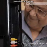 Реклама цифрового телебачення з Михайлом Бовдуем