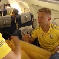 Збірна України вирушила до Рейк'явіка