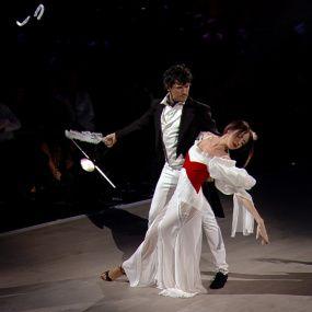Надя Дорофєєва і Женя Кот – Ф'южн - Танці з зірками