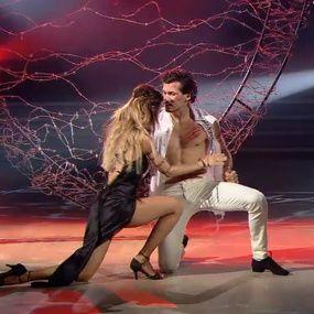 Надя Дорофєєва і Женя Кот – Танго - Танці з зірками