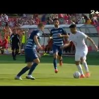 Волинь - Олімпік. 2:0. Відео голу Герасимюка