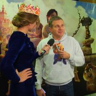 Юрий Горбунов дал первое интервью Екатерине Осадчей после свадьбы