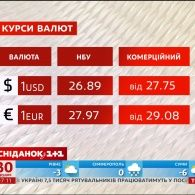 Курс валют і ціни на пальне на 30.12.2016