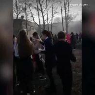 З'явилося відео з місця нападу в Башкирії