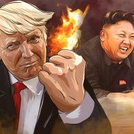 """США та КНДР """"міряються"""" зброєю: ядерні потужності обох країн"""