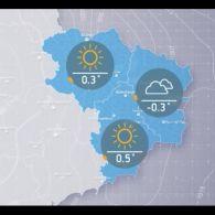 Прогноз погоди на суботу, 25 листопада