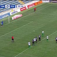 Чорноморець - Олександрія - 2:1. Відео голу Грицука