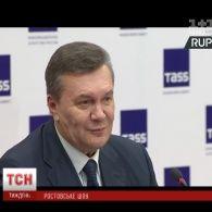 Янукович розповів про свої помилки та визнав існування в Росії баз бойовиків для Донбасу