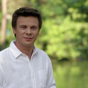 25 незалежних років. Дмитро Комаров