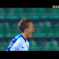 Валерій Лучкевич став автором найкрасивішого голу 15 туру