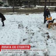 Нездоланна зимова проблема: чому з приходом морозів комунальники ніяк не можуть подолати сніг